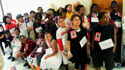 5th Graders Invited to Perform Black History Wax Museum